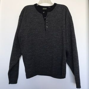 ⚡️VINTAGE⚡️Dark gray sweater